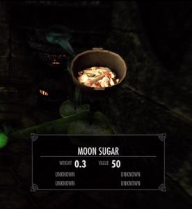 Moon Sugar
